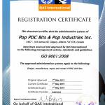 ISO-certificat